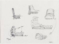 frank gehry u0027s own sketches of his building designs