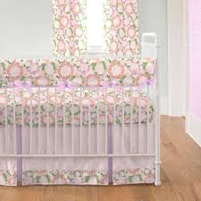 Girls Nursery Bedding Sets by Crib Bedding Sets Floral Creative Ideas Of Baby Cribs