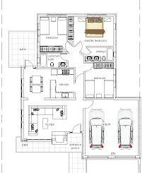 bungalow floor plans plans for 3 bedroom bungalow gizmogroove com