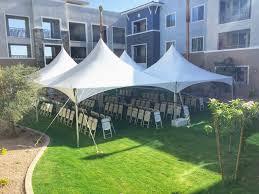 canopy rental arizona event rentals tent rentals peoria scottsdale az