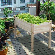 raised garden bed kit ebay