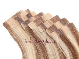 hair extention girlis luxury hair extensions 100g 40pcs 2 5g s in hair