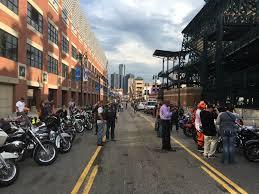 Comerica Park Map Ride Recap 2016 08 17 Tigers Bike Night Comerica Park Detroit