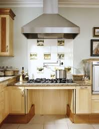 Handicap Accessible Home Plans by A Roll Under Stove Is As Beautiful As Accessible The Moveable