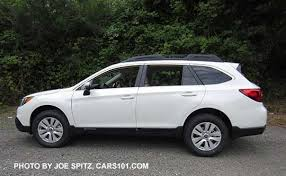 subaru white 2017 2017 outback specs options colors prices photos and more