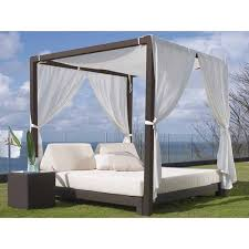 anibal 4 poster canopy daybed travel pinterest daybed