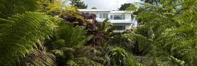 private gardens in the south west uk exotic subtropical