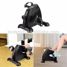 under desk foot exerciser fitness under desk foot exerciser indoor stationary bike 4 legs w