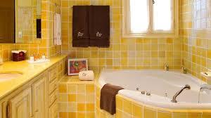 yellow bathroom ideas 20 cozy yellow bathroom design ideas rilane