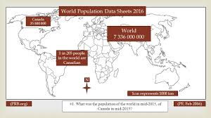 Population Map Of Canada by An Animated Map 1 What Was The Population Of The World In