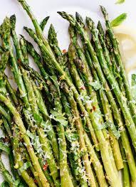 lemony roasted asparagus recipe cookie and kate
