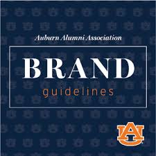 auburn alumni search brand guidelines auburn alumni association