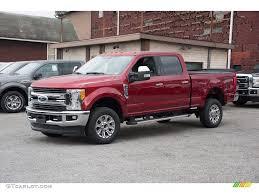 2017 ruby red ford f250 super duty xlt crew cab 4x4 116757431