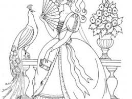 disney princess color pages printable kids colouring pages
