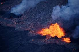what are lava ls made of besides lava and ash hawaii volcano is pumping out vog the