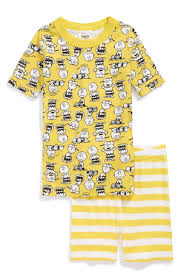 andersson peanuts brown organic cotton two