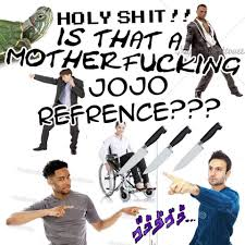 Wrrrry Meme - is this a jojo reference know your meme