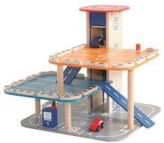 Plan Toys Parking Garage Wooden Set by Parking Garage From Oompa Toys 100 U S Http Www Oompa Com