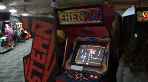 arcadeexpo 2017 video game room youtube