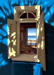 houses of light facebook art by don dahlke i love his windows and light and shadows https