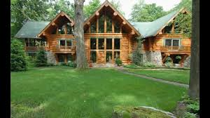 cabin homes for sale for sale beautiful log cabin located in deer lake ohiopyle pa