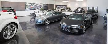 audi showroom audi beverly hills mark beamish waterproofing