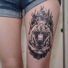 Cool Looking - 36 grizzly designs with meaning