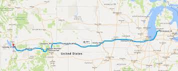 Up Michigan Map by Michigan To Utah 10 9 16 10 15 16 Overland Bound Community