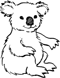 Free Printable Koala Coloring Pages For Kids Color Page