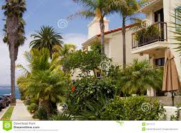 La Jolla Luxury Homes by Southern California Ocean Beach Homes Stock Image Image 32172771