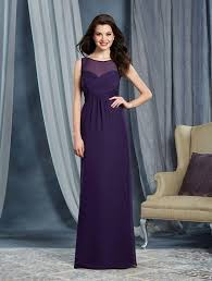 alfred angelo 7362l draped chiffon bridesmaid gown french novelty
