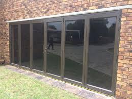 frameless glass stacking doors stacking doors cost u0026 aluminium stacking door 1