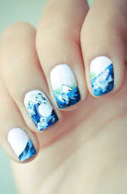 best 25 wave nails ideas only on pinterest nail stuff water