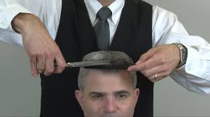 how to cut hair learn the flat top haircut barber education