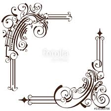 Art Deco Design Elements Art Deco Design Elements Of Vintage Ornaments And Borders Corners