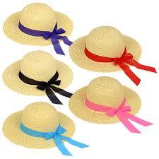 bulk fashion summer sun hats at dollartree