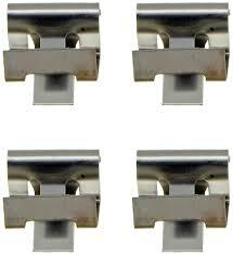 disc brake anti rattle clip front rear dorman hw5412 ebay