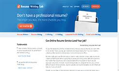 best rated resume writing services best resume services review online