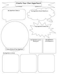 template for creating your own comics https www teachingchannel