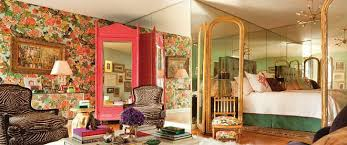 Design House Decor Floral Park Ny 24 Small Spaces With Wonderful Maximalist Decorating Curbed