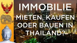 Immobilien Mieten Kaufen Immobilie Mieten Kaufen Oder Bauen In Thailand Buy Build Or