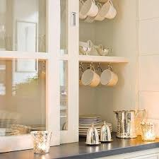 Ideas For Kitchen Cabinet Doors Exciting Sliding Glass Kitchen Cabinet Doors 19 On Home Design