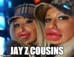 Jay Z Lips Meme - duck face chicks meme imgflip