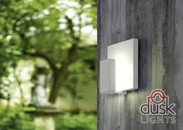 eglo pardela white led wall light eglo exterior lighting