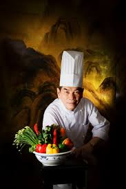 chef of cuisine chef andy ng the master of cantonese cuisine at kam lai heen