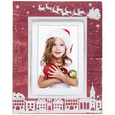 themed frames interior decor wood pattern christmas 4x6 picture frames for