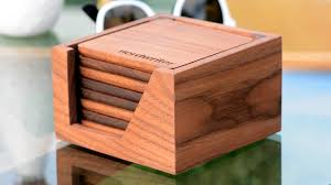 Woodworking by Custom Coasters For Casey Neistat And The Nerdwriter Woodworking