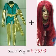 Jean Grey Halloween Costume Compare Prices Phoenix Costume Women Shopping Buy