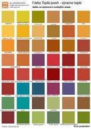 warm autumn seasonal color palette autumn color palette autumn