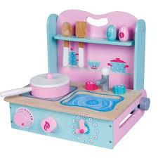 cuisine en bois enfants cuisine en bois pour enfant pliable lelin toys 44 90
